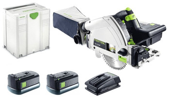 Festool TSC 55 REB-FS IMPERIAL Cordless Plunge-Cut Saw - accessories