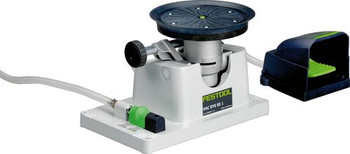 Festool VAC SYS System (Pump + SE1 Clamp Module) - angled view
