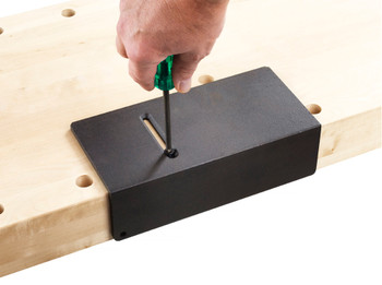 Sjobergs Universal Anvil - example