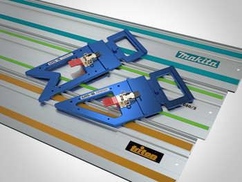 TSO Guide Rail Square Combination Set