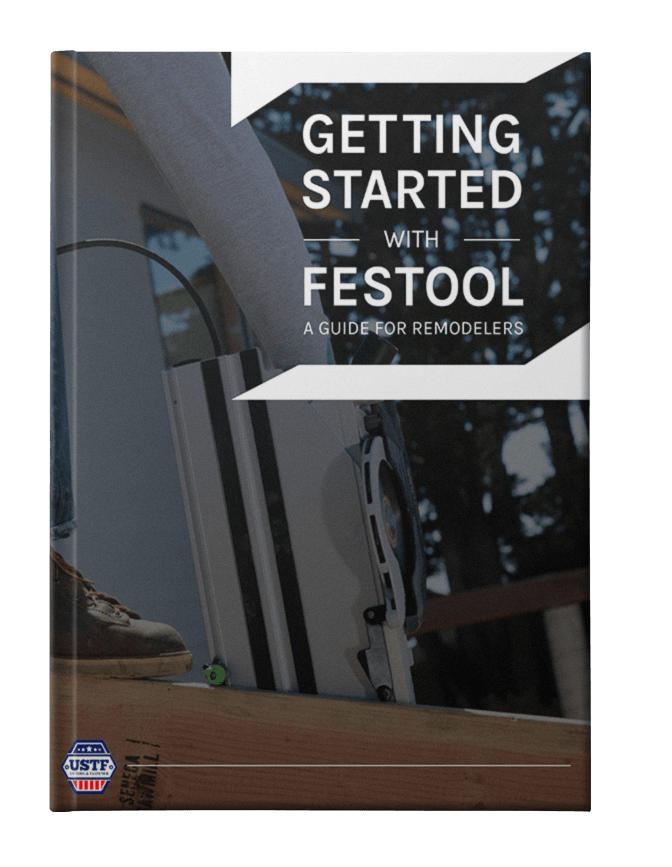 Getting Started with Festool - A guide for remodelers