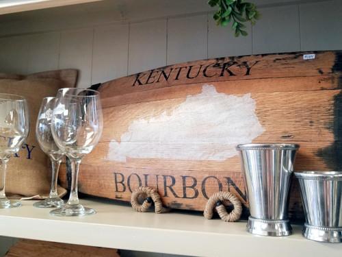 Kentucky Bourbon Barrel Art