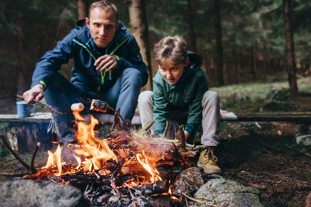 Camping Fire Rings and Accessories
