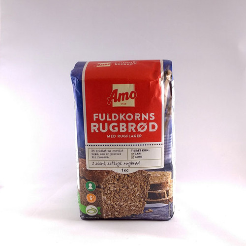 Whole Wheat Flour 1000 g (2lb 2oz) from Amo
