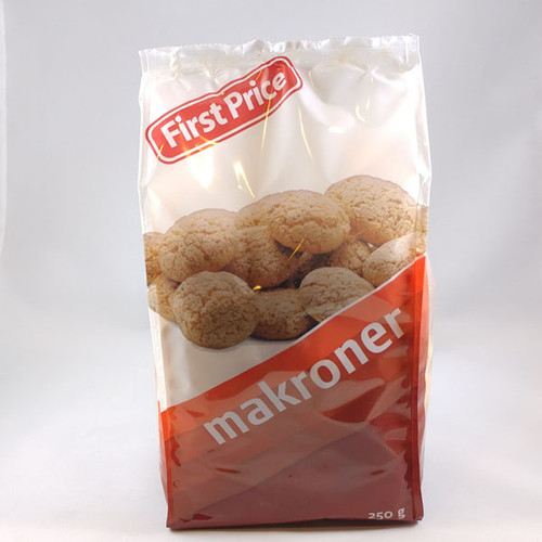 Macaroons 250 g (9oz) from First Price