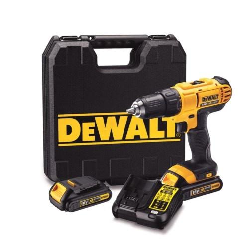 Dewalt DCD771S2-B5 Cordless Driver