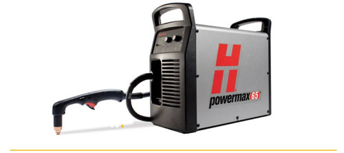 HYPERTHERM Powermax 65 AIR PLASMA CUTTING MACHINE