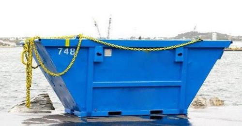 Offhsore Waste Skip