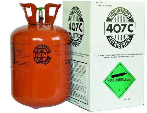 Harp Refrigerant Gas 407C