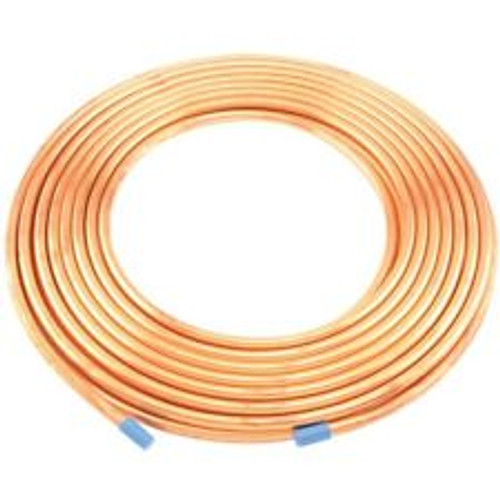 "Refrigeration Tube IUSA 3/8"" Soft Copper"
