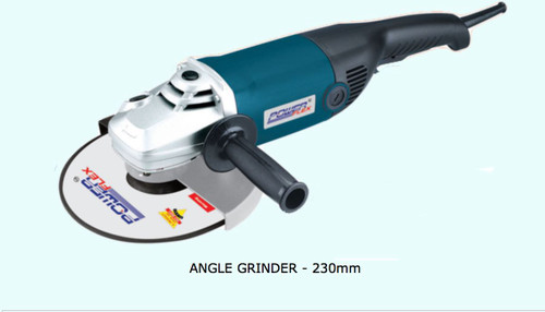 Powerflex Angle grinder 9 inch 230mm 2800W