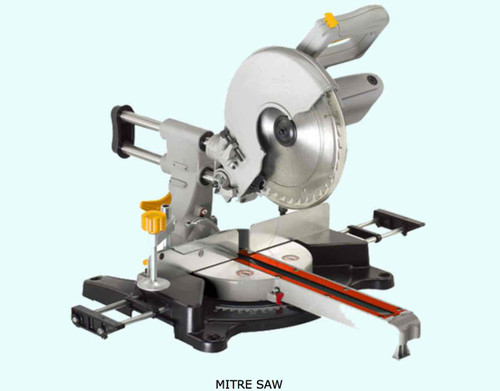 Powerflex Mitre 255mm With Slide 1600W With Slide