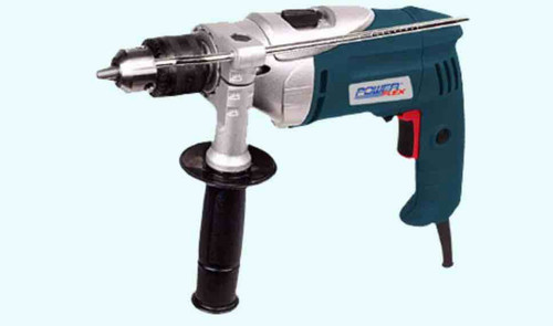 Powerflex 13mm Hammer Drill 710W