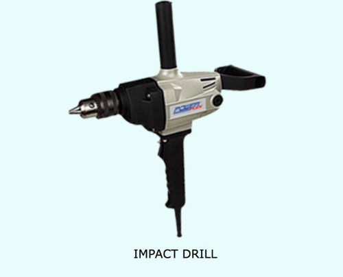 Powerflex Turbo 16mm Impact Drill 1200W