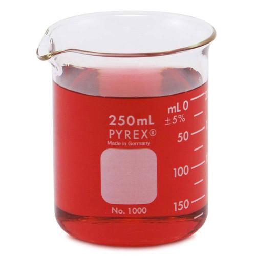 Beaker Propylene  250ml -  Pyrex