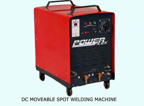 Powerflx DC Moveable Spot welding machine DNJ 25