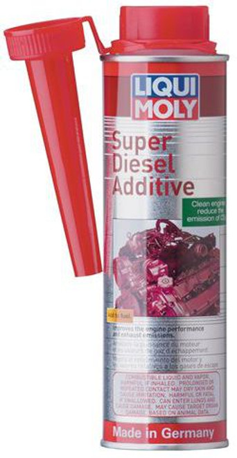 LIQUI MOLY Super Diesel Additive 250ml