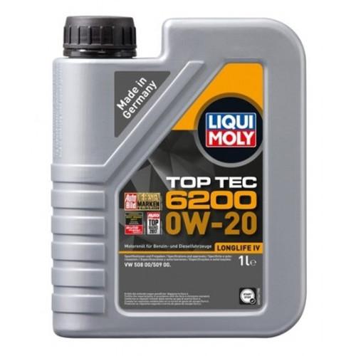 LIQUI MOLY Top Tec 6200 0W-20 1Litre