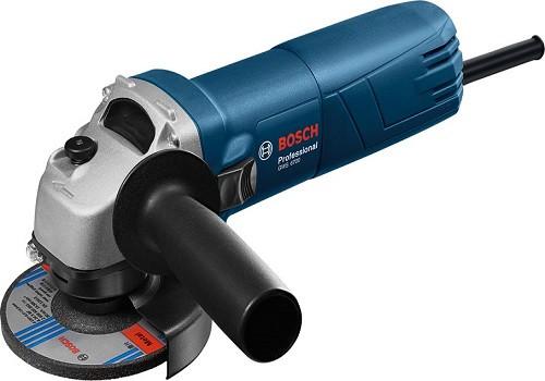 Bosch GWS 6700 Professional Angle Grinder +ACC + CB