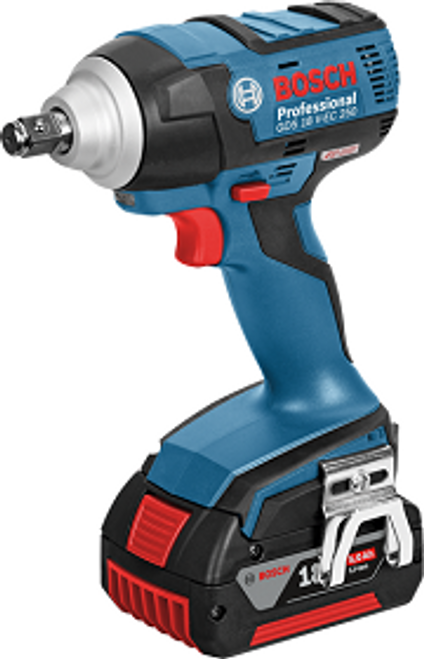 Bosch GDS 18 V-EC 250 Professional Cordless Impact Wrench