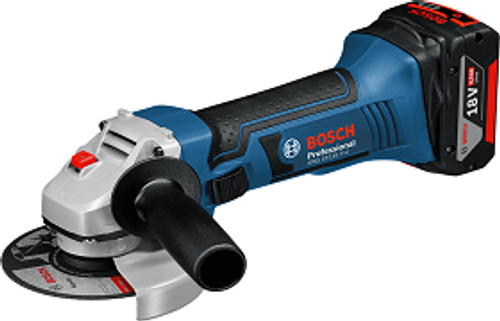 Bosch GWS 18-125 V-LI Professional Cordless Angle Grinder