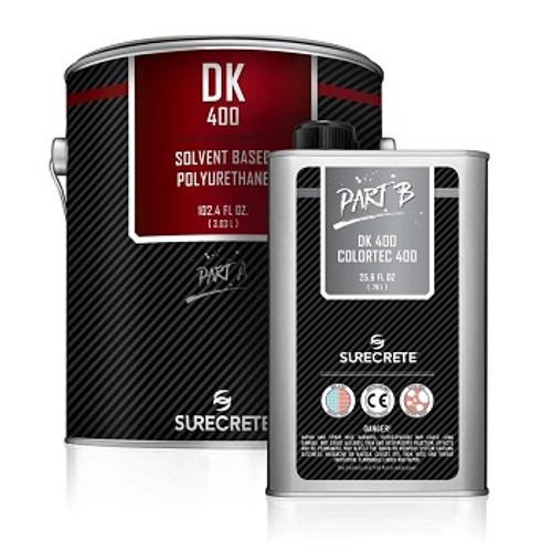 SureCrete Polyurethane Solvent-Based DK400