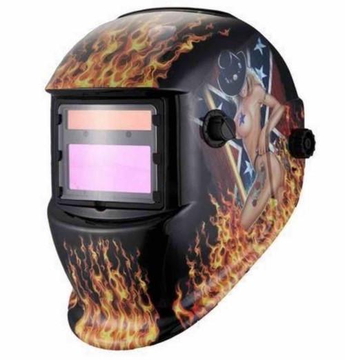 Hellog Auto darkening automatic welding helmet 3