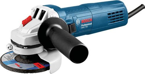 Bosch GWS 750-115 mm Professional Angle Grinder + CB