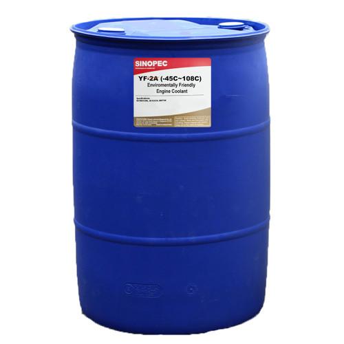 Sinopec High Quality Engine Coolant Fd-2 200 Liters drum