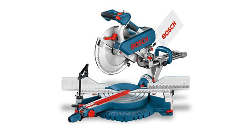 Sliding Metre Saw Bosch GCM 12 SD professional Benchtop tools