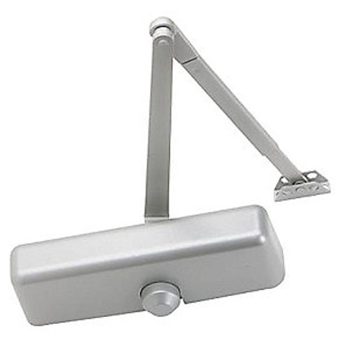 Security Door Closer,Standard Duty Non hold open, non headed, for interior and exterior doors.