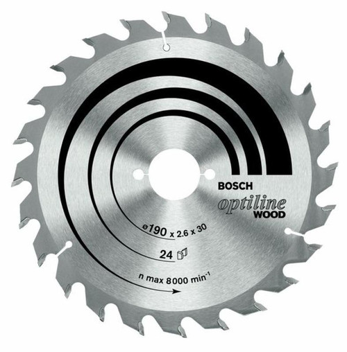 Bosch Circular saw blade Optiline Wood 235 x 35/25 x 2,5 mm, 40