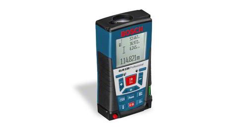 Bosch GLM 150 professional laser measure.