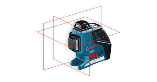 Bosch GLL 3-80 professional line laser.