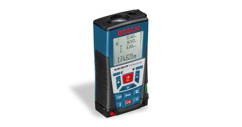 Bosch GLM 250 VF  professional laser measure.