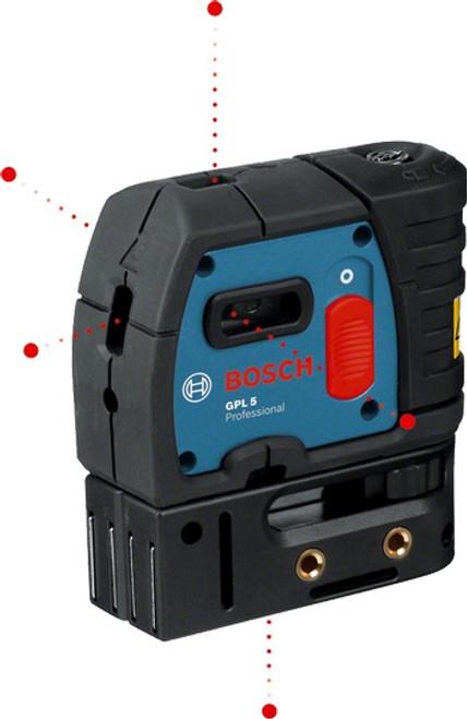 Bosch GPL5 five Point Laser