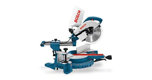 Bosch GCM 10 S professional sliding mitre saw The most important data Saw blade diameter 254 mm Mitre setting 52 ° L / 62 ° R Incline setting 47 ° L