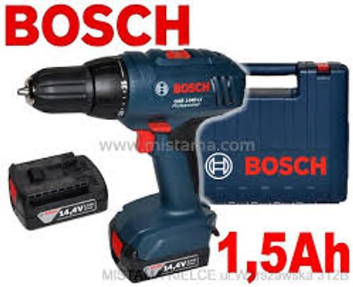 BOSCH Cordless Drill GSR 1440-LI 2x1.5 Ah