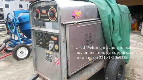 Used Lincoln welding machine SAE 400