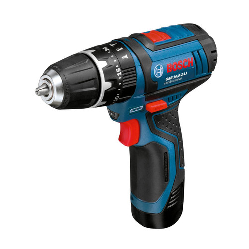 Buy Bosch GSB 10,8-2-LI Professional cordless combi in Lbox online at GZ Industrial Supplies Nigeria