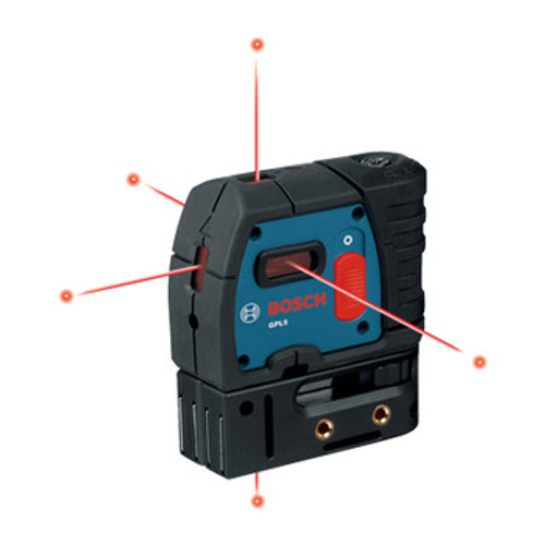 Buy Bosch GPL5 5-Point Self-Leveling Alignment Laser online at GZ Industrial Supplies Nigeria.