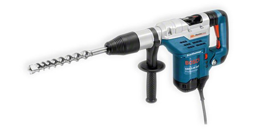 Buy Bosch GBH 5 Basic Rotary Hammer with SDS-max online at GZ Industrial Supplies Nigeria. The most important data Rated power input 	1.150 W Max. impact energy 	8,8 J Drilling diameter in concrete with hammer drill bits 	12 – 40 mm