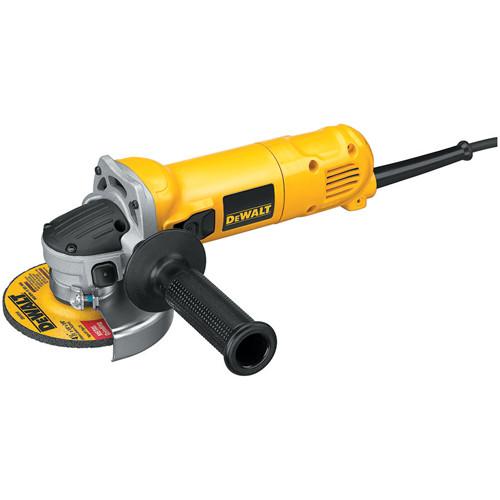 """Dewalt 4-1/2"""" (115mm) Small Angle Grinder, 4.5 inch angle grinder"""