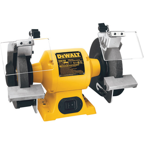 "Dewalt 6"" (150mm) Bench Grinder"