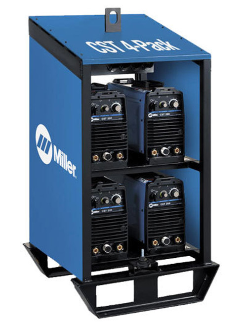 Buy  Miller RACK,CST-280,220-230/400-460 VRD, DINSE (4 PK) 907246 online at GZ Industrial Supplies Nigeria.