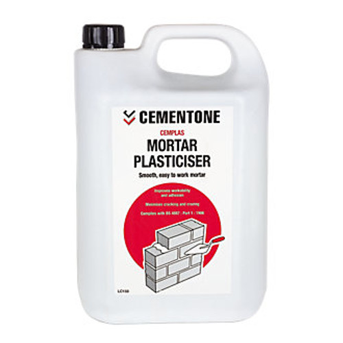 Bostik Cementone Mortar Plasticiser 5 liters