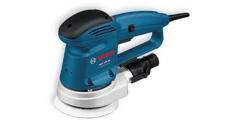 Buy Bosch GEX 125 AC orbit sander online at GZ Industrial Supplies.