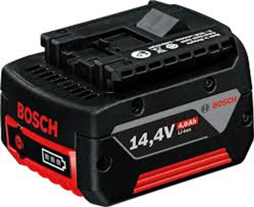 Buy Bosch 14.4V battery pack 4.0Ah li-ion online at GZ Industrial Supplies Nigeria