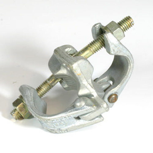 Scaffold clamp Fixed coupler forged