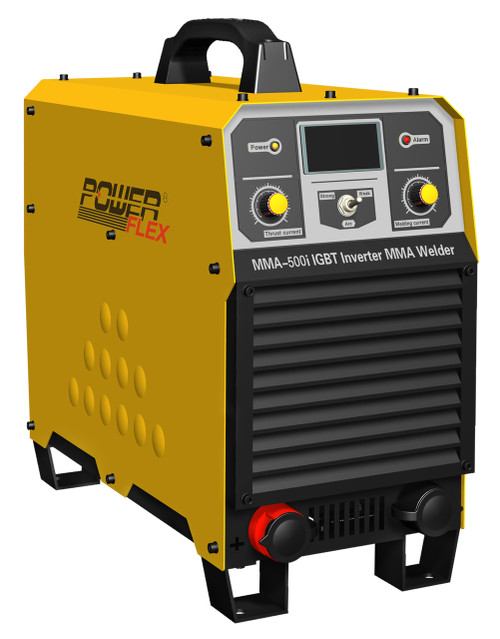 PowerFlex welding machine MMA-500i 3 phase electric-powered